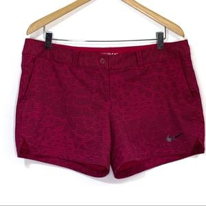 Nike Golf Dry Fit Athletic Shorts 12
